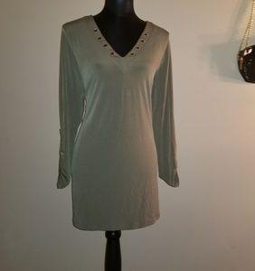 Michael Kors Tunic Shirtdress